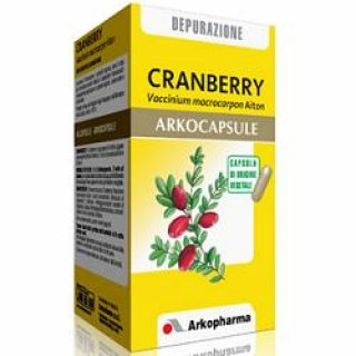 Arkocapsule CRANBERRY 45 Capsule Cistite - Disturbi Urinari
