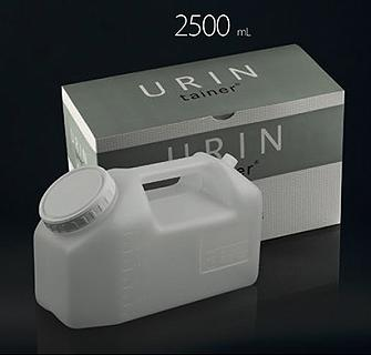 URIN TAINER - BOX URINE 24 ORE 2.500 ml