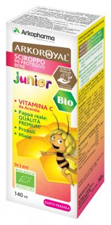 ARKOROYAL FLUIDO  Concentrato MI PROTEGGO JUNIOR Flacone da 140 ml.