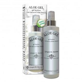 DR GIORGINI ALOE GEL 125 ml gel lenitivo per pelli arrossate e irritate