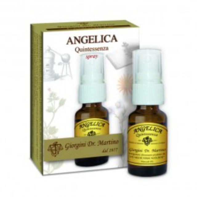 DR GIORGINI ANGELICA Quintessenza 15 ml spray integratore