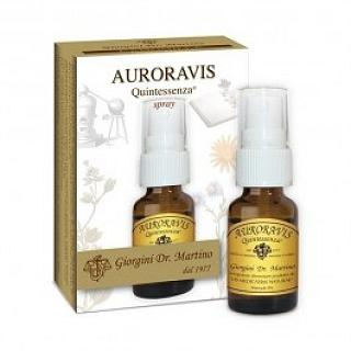 DR GIORGINI AURORAVIS Quintessenza 15 ml spray Integratore
