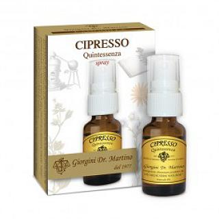 DR GIORGINI CIPRESSO Quintessenza 15 ml spray