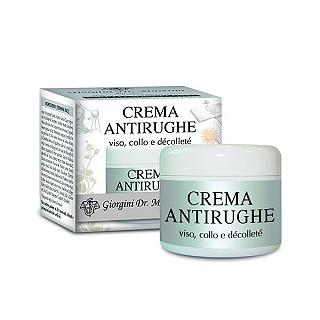 DR GIORGINI CREMA ANTIRUGHE 100 ml ideale per viso, collo e décolleté
