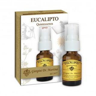 DR GIORGINI EUCALIPTO Quintessenza 15 ml spray