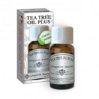 DR GIORGINI TEA TREE OIL PLUS 10 ml benessere pelle