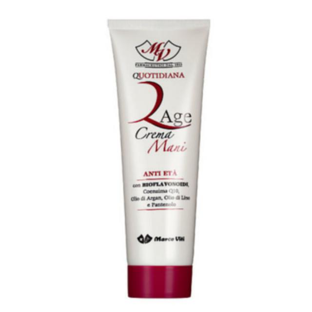 QUOTIDIANA CREMA MANI AGE ANTI ETA'  75 ml Crema per la cura delle mani, 75 ml