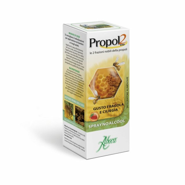 ABOCA Propol 2 EMF 30 ml Spray No Alcool