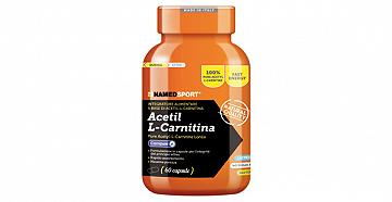 ACETIL L- CARNITINA 60 capsule NAMED