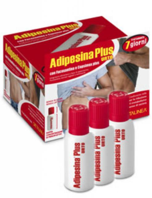 ADIPESINA PLUS URTO 7 FLACONI DA 30ml