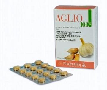 PHARMALIFE AGLIO 100% 60 COMPRESSE
