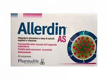 PHARMALIFE ALLERDIN AS 45 COMPRESSE
