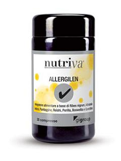 NUTRIVA ALLERGILEN 30CPR 900MG