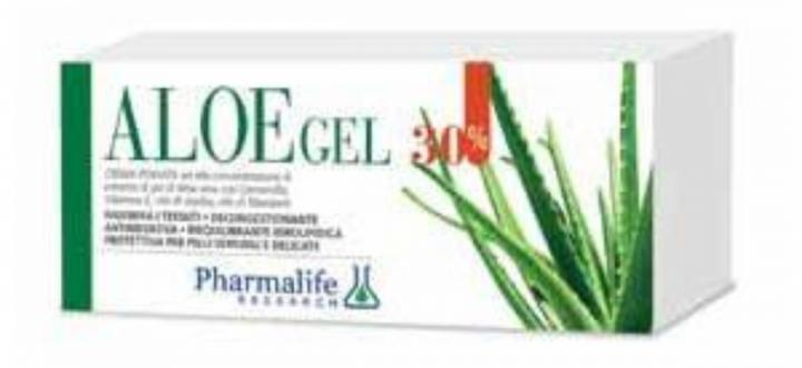 PHARMALIFE CREMA POMATA ALOE GEL 30%