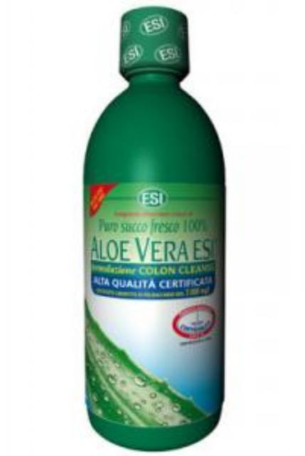 ESI ALOE VERA SUCCO COLON CLEANSE 500 ml