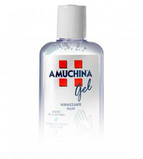 AMUCHINA - GEL DETERGENTE MANI 80ml