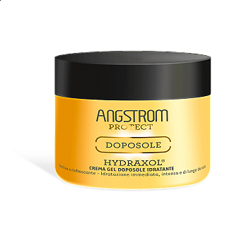 ANGSTROM PROTECT  CREMA GEL DOPO SOLE 200ml PLUS Lenitiva e rinfrescante Idratazione immediata, intensa e di lunga durata