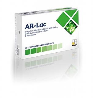 AR- LAC compresse NAMED