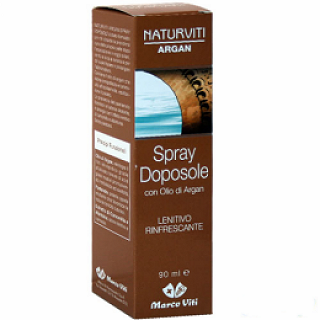 NATURVITI ARGAN SPRAY DOPOSOLE   90 ml