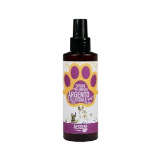 Argento Colloidale Pet 50 PPM Spray 150ml