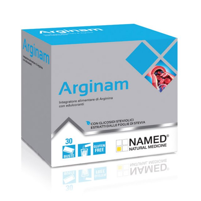 ARGINAM 30 buste NAMED