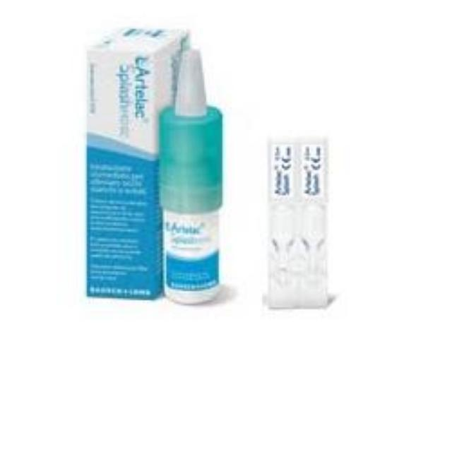 ARTELAC SPLASH MDSC MULTIDOSE 10 ML