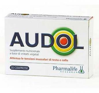 PHARMALIFE AUDOL 30 COMPRESSE