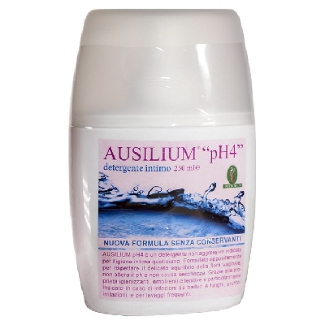 Ausilium pH4 Per l'igiene quotidiana