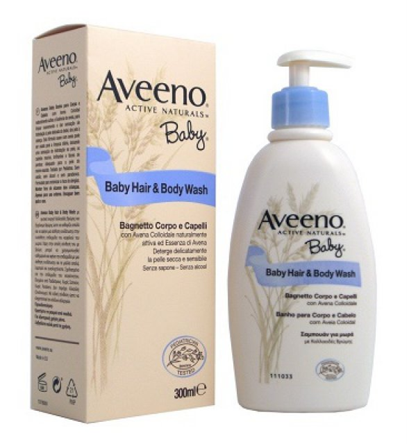 AVEENO BABY BAGNETTO 300ML