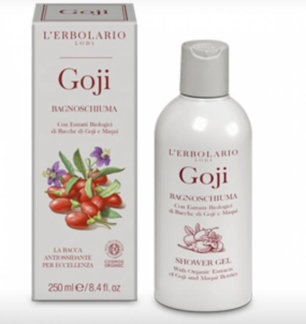 ERBOLARIO GOJI Bagnoschiuma 250 ml