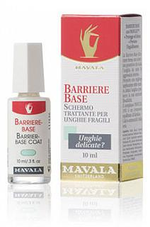 MAVALA BARRIERE BASE - BASE PROTETTIVA UNGHIE 10ml