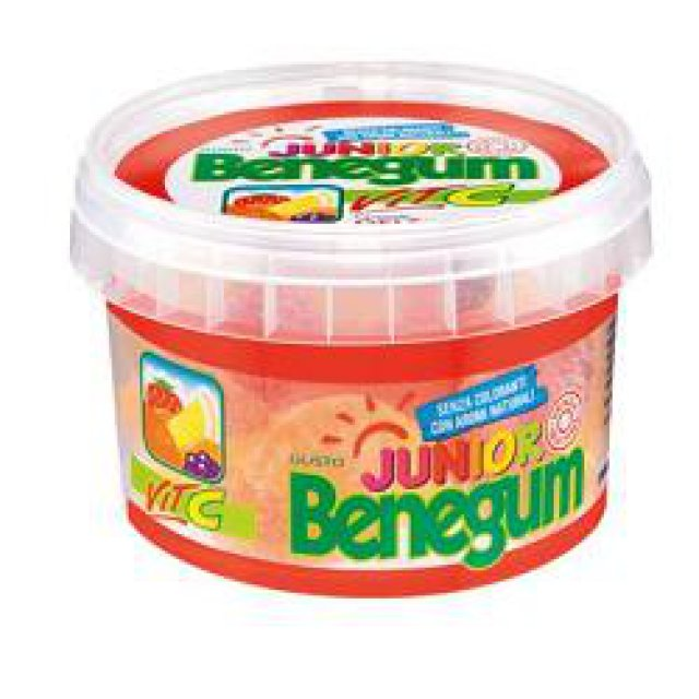 BENEGUM JUNIOR 130g gummies con Vitamina C