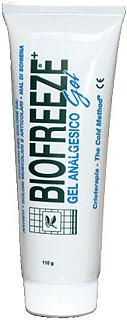 BIOFREEZE GEL ANALGESICO CRIOTERAPICO 110 g