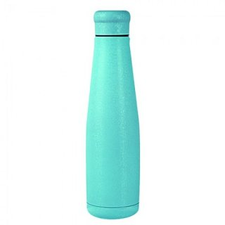 Borraccia termica in acciaio Blue ghiaccio pastello/ blue ice Stainless steel bottles