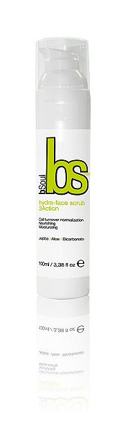 BSOUL HYDRA FACE SCRUB VISO 3ACTION D-USE 100ML