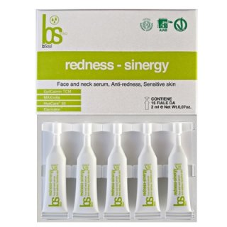 BSOUL REDNESS ME SINERGY 30ML ROSSORE E COUPEROSE 15 fiale da 2ml