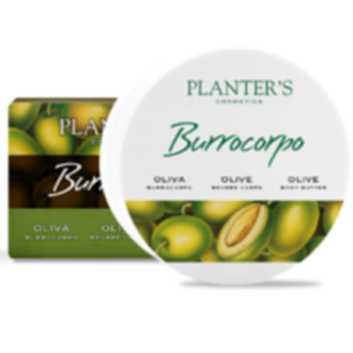 PLANTER'S BURROCORPO OLIO DI OLIVA  125ml