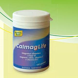 NATURAL POINT CALMAG LIFE 160 g polvere * Calcio, magnesio & Co, tutti dalla tua parte