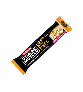 GYMLINE HIGH PROTEIN BAR 37 % CARAMEL TOFFEE