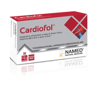 CARDIOFOL compresse NAMED