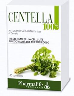 PHARMALIFE CENTELLA 100% 60 COMPRESSE