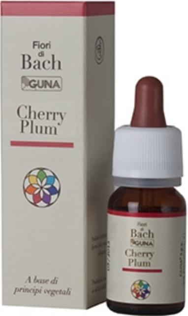 GUNA FIORI DI BACH CHERRY PLUM 10ml
