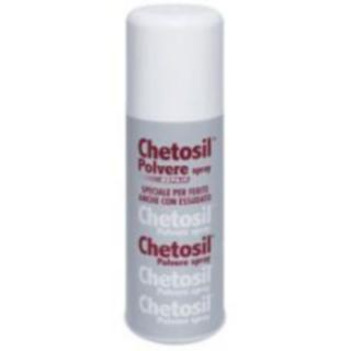 CHETOSIL POLVERE SPRAY REPAIR 125 ML ferite Infette con Essudato