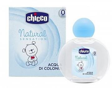 CHICCO ACQUA COLONIA NATURAL SENSATION 100 ML
