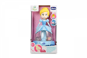 CHICCO TROTTOLA CINDERELLA DANCING SPINNER