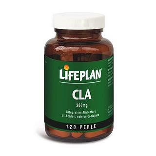 LIFEPLAN - CLA Gluten free, 100% naturale, vegan friendly, senza lattosio