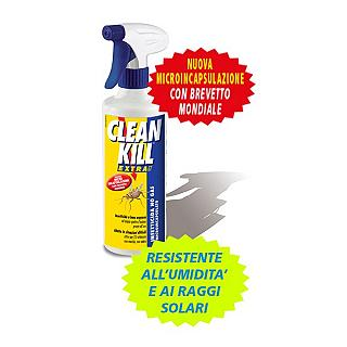 CLEAN KILL EXTRA INSETTICIDA con erogatore 375ML