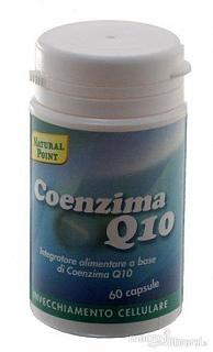 NATURAL POINT COENZIMA Q10 ULTRASOME 60 CAPSULE