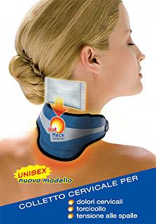 HOT NECK PERFECT FIT - COLLETTO PER CERVICALE E TORCICOLLO