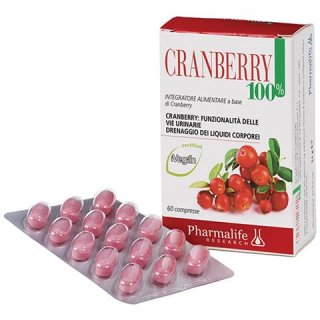 CRANBERRY 100% 60CPR LOTTO SCAD. 30/09/19